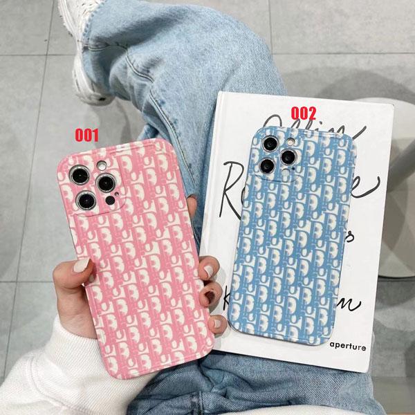 ブランド ディオール iPhone12miniケース