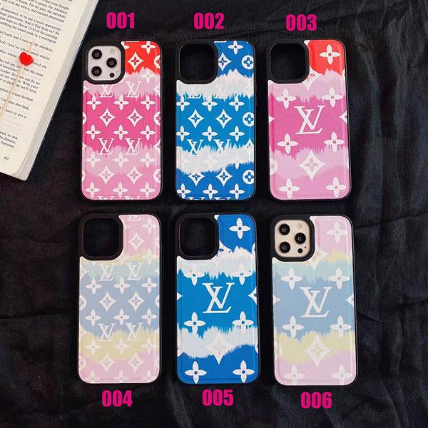 Louis Vuitton iPhone12mini携帯カバー