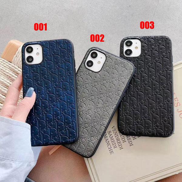 デイオール iphone12pro max/12miniスマホケース