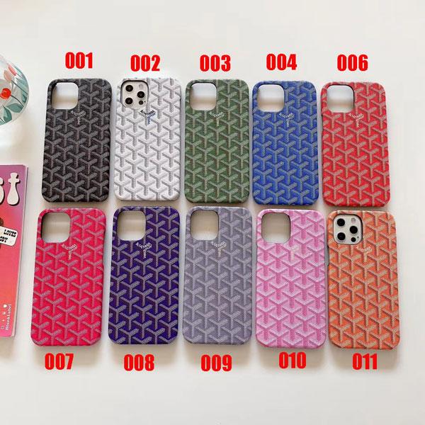 ゴヤール iphone12/12mini/12proケース