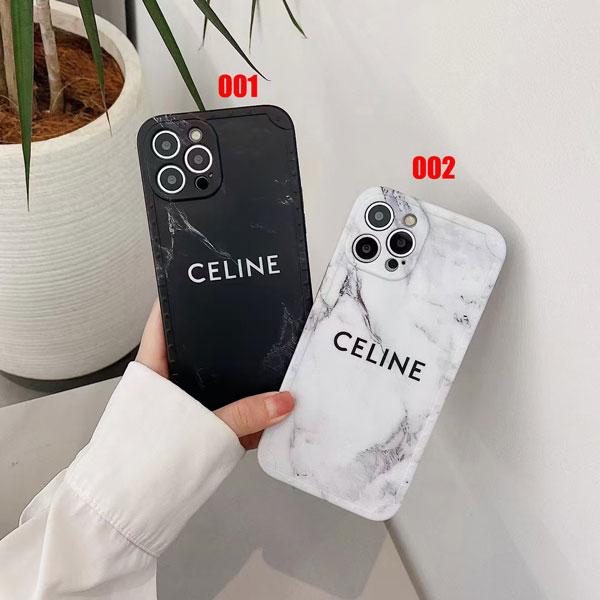 Celine 芸能人愛用 iPhone13ケース